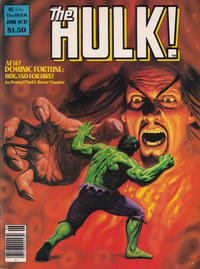 Cover Thumbnail for Hulk (Marvel, 1978 series) #21