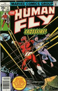 Cover Thumbnail for The Human Fly (Marvel, 1977 series) #4 [Regular Edition]