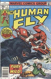 Cover Thumbnail for The Human Fly (Marvel, 1977 series) #7 [Regular Edition]