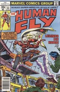 Cover Thumbnail for The Human Fly (Marvel, 1977 series) #11 [Regular Edition]