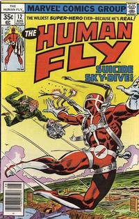 Cover Thumbnail for The Human Fly (Marvel, 1977 series) #12 [Regular Edition]
