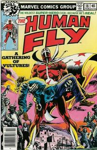 Cover Thumbnail for The Human Fly (Marvel, 1977 series) #18 [Regular Edition]