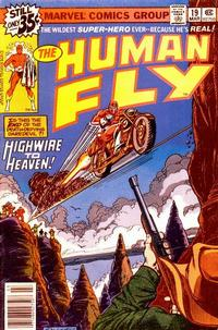 Cover Thumbnail for The Human Fly (Marvel, 1977 series) #19 [Regular Edition]