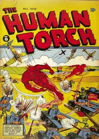 Cover Thumbnail for The Human Torch (Marvel, 1940 series) #9