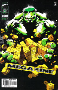 Cover Thumbnail for The Incredible Hulk Megazine (Marvel, 1996 series) #1
