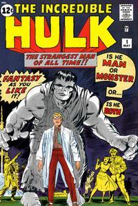 Cover Thumbnail for The Incredible Hulk (Marvel, 1962 series) #1 [Regular Edition]