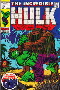 Cover Thumbnail for The Incredible Hulk (Marvel, 1968 series) #121 [Regular Edition]