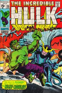 Cover Thumbnail for The Incredible Hulk (Marvel, 1968 series) #126 [Regular Edition]
