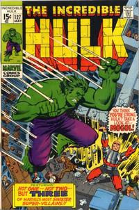 Cover Thumbnail for The Incredible Hulk (Marvel, 1968 series) #127 [Regular Edition]