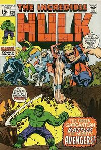 Cover Thumbnail for The Incredible Hulk (Marvel, 1968 series) #128