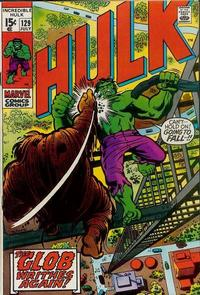 Cover Thumbnail for The Incredible Hulk (Marvel, 1968 series) #129