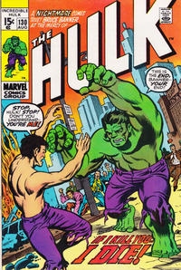 Cover Thumbnail for The Incredible Hulk (Marvel, 1968 series) #130