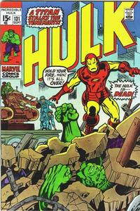 Cover Thumbnail for The Incredible Hulk (Marvel, 1968 series) #131