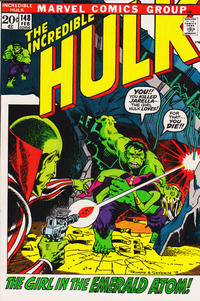 Cover Thumbnail for The Incredible Hulk (Marvel, 1968 series) #148 [Regular Edition]