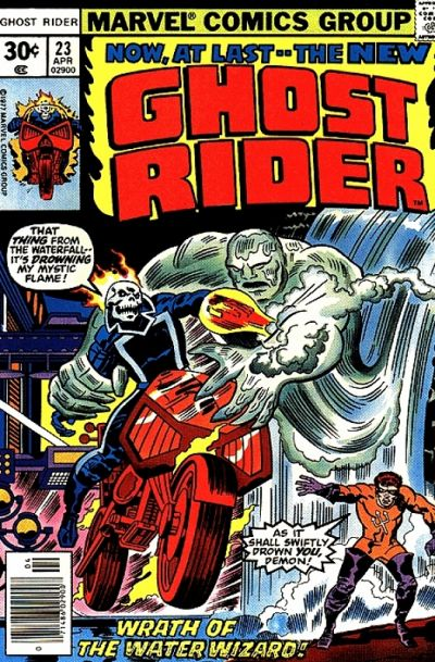 Cover for Ghost Rider (Marvel, 1973 series) #23