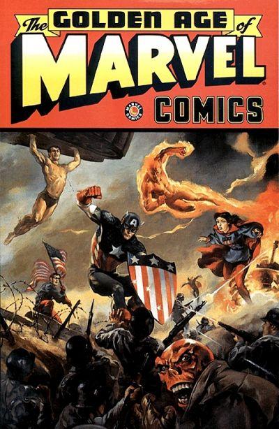 Cover for Golden Age of Marvel (Marvel, 1997 series) #[nn]