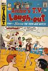 Cover for Archie's TV Laugh-Out (Archie, 1969 series) #8