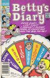 Cover for Betty's Diary (Archie, 1986 series) #7