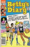 Cover for Betty's Diary (Archie, 1986 series) #8