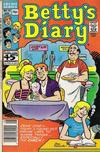 Cover for Betty's Diary (Archie, 1986 series) #10