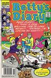 Cover for Betty's Diary (Archie, 1986 series) #13 [Regular Edition]