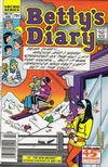 Cover for Betty's Diary (Archie, 1986 series) #15