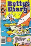 Cover for Betty's Diary (Archie, 1986 series) #20 [Newsstand]