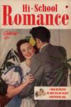 Cover for Hi-School Romance (Harvey, 1949 series) #1