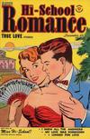 Cover for Hi-School Romance (Harvey, 1949 series) #6