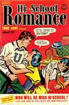 Cover for Hi-School Romance (Harvey, 1949 series) #8