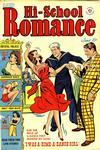 Cover for Hi-School Romance (Harvey, 1949 series) #9
