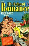 Cover for Hi-School Romance (Harvey, 1949 series) #10