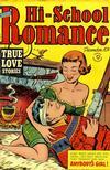 Cover for Hi-School Romance (Harvey, 1949 series) #12