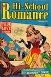 Cover for Hi-School Romance (Harvey, 1949 series) #13