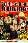 Cover for Hi-School Romance (Harvey, 1949 series) #14