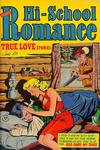 Cover for Hi-School Romance (Harvey, 1949 series) #15