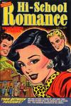 Cover for Hi-School Romance (Harvey, 1949 series) #21
