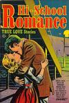 Cover for Hi-School Romance (Harvey, 1949 series) #24