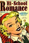 Cover for Hi-School Romance (Harvey, 1949 series) #25