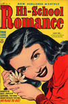 Cover for Hi-School Romance (Harvey, 1949 series) #27