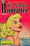Cover for Hi-School Romance (Harvey, 1949 series) #33