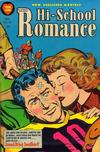 Cover for Hi-School Romance (Harvey, 1949 series) #34