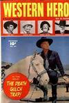 Cover for Western Hero (Fawcett, 1949 series) #84