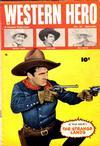 Cover for Western Hero (Fawcett, 1949 series) #87