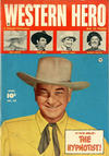 Cover for Western Hero (Fawcett, 1949 series) #89