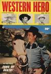 Cover for Western Hero (Fawcett, 1949 series) #91