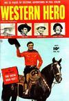 Cover for Western Hero (Fawcett, 1949 series) #92