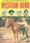 Cover for Western Hero (Fawcett, 1949 series) #93