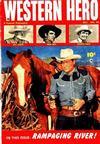 Cover for Western Hero (Fawcett, 1949 series) #95