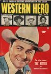 Cover for Western Hero (Fawcett, 1949 series) #96